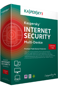 Kaspersky Internet Security – Multi Devices