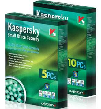 Kaspersky Small Office Security 5pc