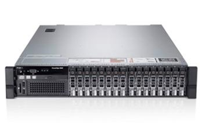Dell PowerEdge R820 (2 x Intel Xeon E5-4620 2.2GHz, Ram 32GB, HDD 3x Dell 300GB SAS, Raid H710/512MB (0,1,5,6,10,50,60), DVD RW, PS 2x750Watts)
