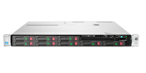 HP Proliant DL360P G8 E5-2690 (Intel Xeon E5-2690 2.9GHz, Ram 16GB, Raid P420i/512MB, Không kèm HDD, PS 460Watts)
